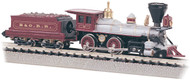 Bachmann N Scale 4-4-0 American Steam Locomotive (Std. DC) Baltimore & Ohio/B&O
