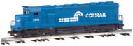 Bachmann Williams O Gauge/Scale EMD SD45 3-Rail with Horn & Bell Conrail/CR