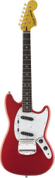 Squier Vintage Modified Mustang® Electric Guitar Fiesta Red