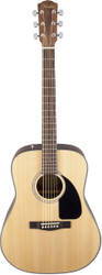 Fender® DG-8S Acoustic Guitar Pack Spruce Top Mahogany Back/Sides Natural