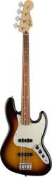 Fender® Standard Jazz Bass® Pau Ferro FB Brown Sunburst