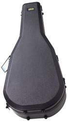 Schecter Acoustic Guitar Case Case SGR-13AC Hardshell Black