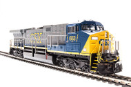 Broadway Limited N Scale GE AC6000 (DCC/Sound) CSX Transportation/YN2 #625
