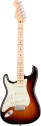 Fender® American Pro Stratocaster® Strat® Electric Guitar Left Hand Sunburst