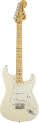 Fender® American Special Stratocaster® Strat® Electric Guitar Olympic White