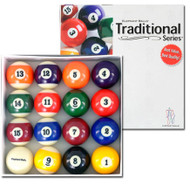 Elephant Traditional Pool/Billiard Ball Set