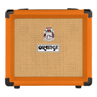 "Orange CRUSH12 12w 6"" Speaker Solid State Amplifier Amp Combo"