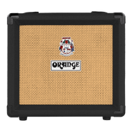 "Orange CRUSH12 12w 6"" Speaker Solid State Amplifier Amp Combo - Black"