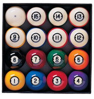Brunswick Centennial Pool/ Billiard Ball Set