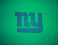 NFL New York Giants 9-Foot Wool/Nylon Billiards/Pool Table Cloth/Felt