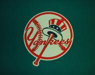 MLB New York Yankees 9-Foot Wool/Nylon Billiards/Pool Table Cloth/Felt
