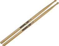 Regal Tip 225R Classic Series Hickory/Wood 5B Drum Set/Kit Drumsticks - 3 Pair