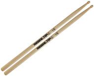 Regal Tip 205RX X Series Hickory/Wood 5AX Drum Set/Kit Drumsticks - 3 Pair