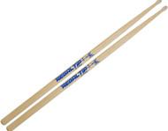 Regal Tip 011E E Series Hickory/Nylon JAZZ-E Wood Drum Set/Kit Drumstick - Pair