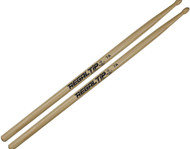 Regal Tip 207R Classic Series Hickory/Wood 7A Drum Set/Kit Drumsticks - 3 Pair