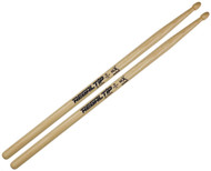 Regal Tip 225RX X Series Hickory/Wood 5B Drum Set/Kit Drumsticks - 3 Pair