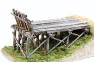Durango Press HO Scale Model Railroad Detail Parts - Ore Loading Ramp Rio Grande