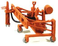 Durango Press HO Scale Model Railroad Detail Parts - Fairmont Spike Puller Kit