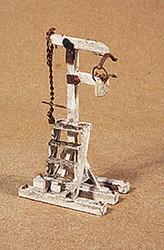 Durango Press HO Scale Model Railroad Detail Parts - Fleming Mail Catcher