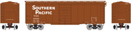 Athearn HO Scale 40' Superior Door Box Car Southern Pacific/SP/TNO #54547