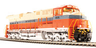 Broadway Limited N Scale GE ES44AC (DCC/Sound) Norfolk Southern/Interstate #8105