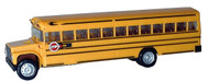 Herpa/Promotek HO Scale International Bluebird 1980 Vintage School Bus
