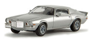 Brekina HO Scale Vehicle 1972 Chevrolet Camaro Z28 (Assembled) Silver