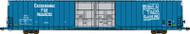 Bluford Shops N Scale P-S 86' Auto Parts Boxcar Detroit & Toledo Shore Line 5726