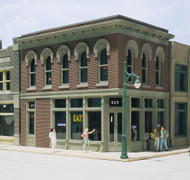 Design Preservation Models DPM HO Scale Building/Structure Kit Other Corner Café