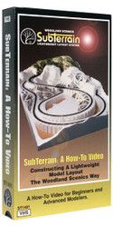 Woodland Scenics Model Railroad Subterrain A How-To Video