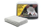 "Woodland Scenics Model Railroad Landscape Plaster Cloth - Sheets 8 x 12"" 30-Pack"