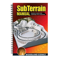Woodland Scenics Model Railroad Subterrain How-To Manual