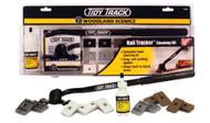 Woodland Scenics Model Railroad Rail Tracker Cleaning Kit - Tidy Track