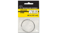 Woodland Scenics Model Railroad Nichrome Replacement Wire for Hot Wire Cutter