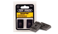 Woodland Scenics Model Railroad Tidy Track Cleaning Pad Replacements (2)