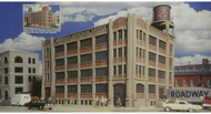 Walthers Cornerstone N Scale Building/Structure Kit American Hardware Supply