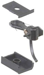Kadee HO Scale #143 Whisker MagneMatic Knuckle Coupler Short Centerset Shank 2Pr