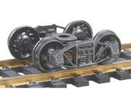 "Kadee HO Scale Arch Bar Metal Trucks Code 110 - 33"" Ribbed-Back Wheels 1 Pair"