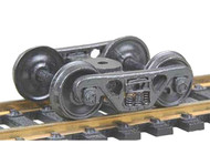 "Kadee HO Scale A.S.F. 100-Ton Roller Bearing Metal Trucks - 36"" Wheels 1 Pair"