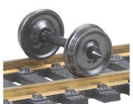 """Kadee HO Scale Code 110 (.110"""") 33"""" Smooth-Back RP-25 Wheelsets (12-Pack)"""