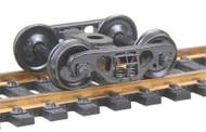 """Kadee HO Scale #518 Barber® S-2 70-Ton Metal Spring Trucks - 33"""" Wheels 1 Pair"""