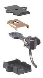 Kadee HO Scale #9 MagneMatic Knuckle Coupler Truck/Talgo Mount (Tyco) 2-Pair