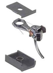 Kadee HO Scale #144 Whisker MagneMatic Knuckle Coupler Short Underset Shank 2 Pr