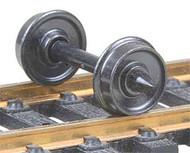 "Kadee HO Scale Code 88 (.088"") 33"" Smooth-Back Semi-Scale Wheelset (12-Pack)"