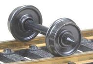 """Kadee HO Scale Code 110 (.110"""") 28"""" Smooth-Back RP-25 Wheelset (12-Pack)"""
