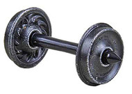 "Kadee HO Scale Code 88 (.088"") 33"" Ribbed-Back Semi-Scale Wheelset (12-Pack)"