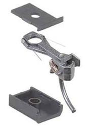 Kadee HO Scale #145 Whisker MagneMatic Knuckle Coupler Short Overset Shank 2 Pr