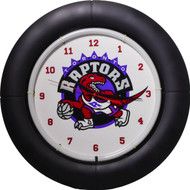 NBA Toronto Raptors Light Up Everbright Neon Wall Clock
