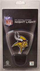 NFL LED Night Light Minnesota Vikings