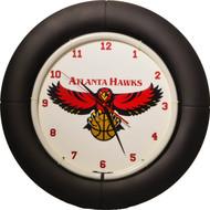 NBA Atlanta Hawks Light Up Everbright Neon Wall Clock